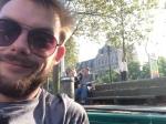 On the boat, Reikjmuseum